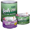 Шпатлевка BODY 290 ULTRA LIGHT MULTIFILLER